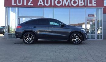 Vanzare MERCEDES BENZ GLE 350d 4Matic Coupe full